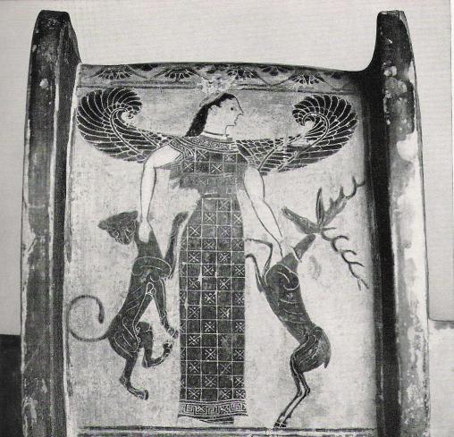 Gestalt Der Griech. Mythologie